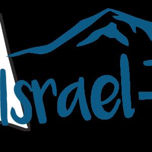 3x Aufkleber Israel-Trail Souvenir