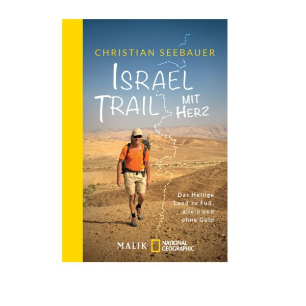 NATIONAL GEOGRAPHIC Israel-Trail