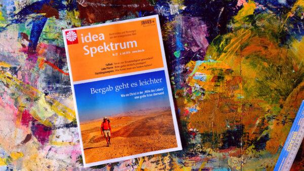 """Liebhaber-Souvenir: Exemplar idea Zeitschrift Titel Nr. 27/ 2016 """"Bergab geht es leichter"""" unbenutzt"""