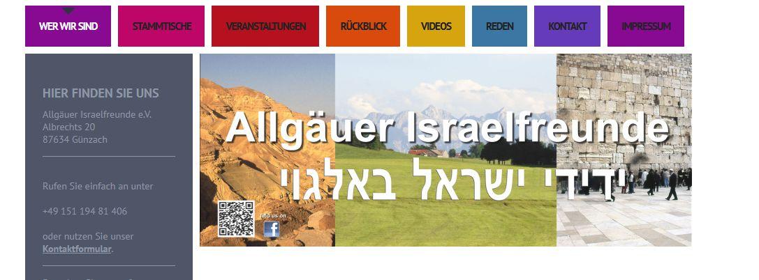 Allgäuer Israelfreunde