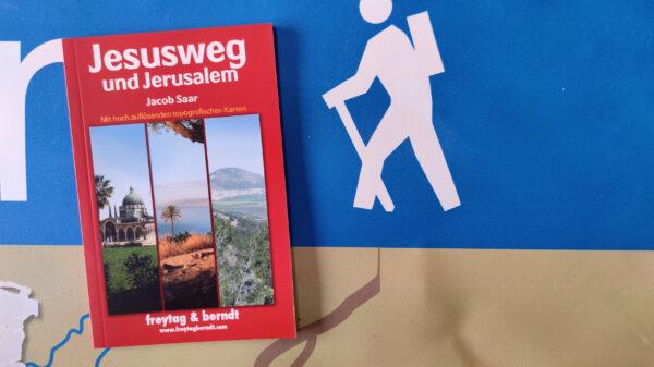 Jacob Saar Jesusweg und Jerusalem