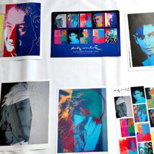 Andy Warhol Poster Set