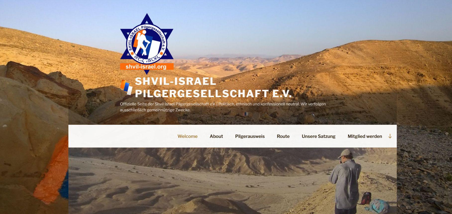 Shvil Israel Pilgergesellschaft e.V.